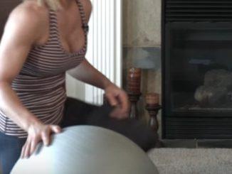 marirea sanilor exercitii acasa
