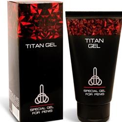 Titan Gel Crema Marirea Penisului