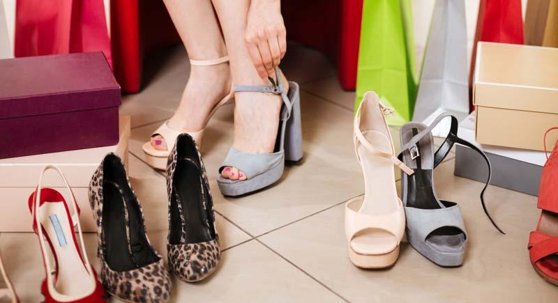 formula de calcul a tocului pantofilor de dama